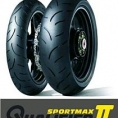 MOTO GUME Dunlop 120/70R17W Sportmax QUALIFIER2 Made in France
