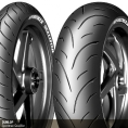 MOTO GUMA Dunlop 190/50R17W Sportmax QUALIFIER Made in France