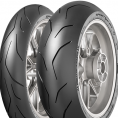 MOTO GUME Dunlop Sportmax SportSmart TT 120/70R17W Made in France