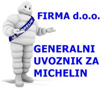 Michelin ovlašteni distributer